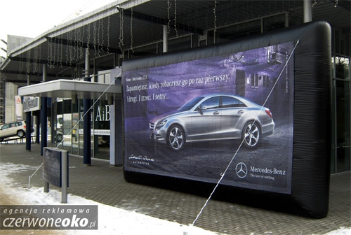 reklama dmuchana